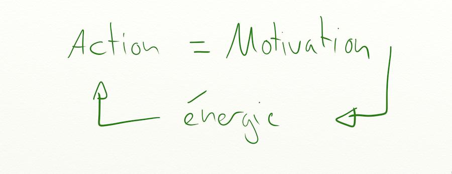 Action et motivation