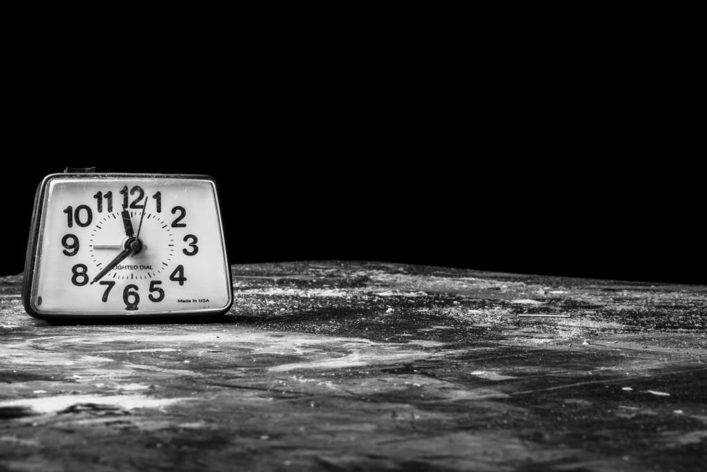 Le temps sera long