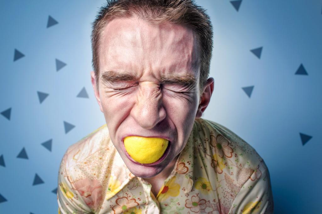 Avoir de l'énergie sans boire de l'eau au citron