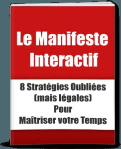 Le Manifeste Interactif